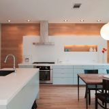 do - Kitchen Without Upper Cabinets