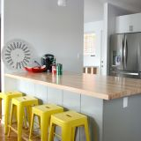 Before & After: Jamie's Fresh and Open Entertaining Kitchen — The Big Reveal
