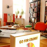 """Sharon's """"Color Spectrum"""" Room — Room for Color Contest"""