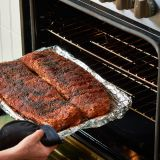 how to cook ribs in the oven with aluminum foil