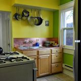 Cree & Joby's Vibrant, Energizing Kitchen — Small Cool Kitchens 2013