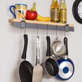 10 Wall Mounted Pot Racks Under 100 Kitchn