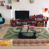 """Rodoula's """"Refreshing"""" Room — Room for Color Contest"""