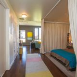 Gail's Curtained and Chic — Small Cool