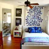 Lindsey's Crisp & Colorful Bedroom — My Bedroom Retreat Contest