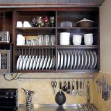 Gwendolyn's Industrial Cozy Kitchen — Small Cool Kitchens 2013