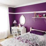 Danielle's Rich Purple Bedroom — My Bedroom Retreat Contest