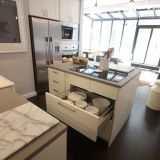 Cristina and Jason's Carefully Planned Condo Kitchen — Small Cool Kitchens 2013