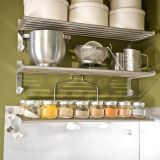 Jaime's Compact California Kitchen — Small Cool Kitchens 2012