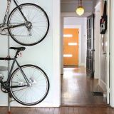 Brilliant Bike Storage Apartment Therapy