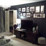 "Jennifer's ""Blue Love"" Room — Room for Color Contest"