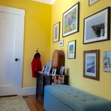 Susan's Warm & Welcoming Entryway — Energize Your Entryway Contest