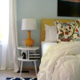 "Kendra's ""Happy & Relaxed "" Room — Room for Color Contest"