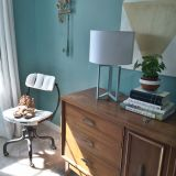 """Joy's """"Organic Muted Teal"""" Room — Room for Color Contest"""