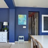 "​Shavonda's ""Navy & Bright"" Room — Room for Color Contest"