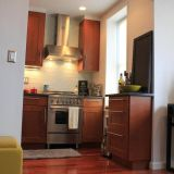 Oliver's Cozy, Comfortable Renovation —  Small Cool Kitchens 2012