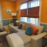 "Jo's ""Bold Contrasts"" Room — Room for Color Contest"