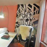 """Monique's """"Design Detours"""" Room — Room for Color Contest"""