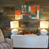 "Jackie's ""Rustic Surf"" Room — Room for Color Contest"
