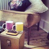 "Shaniqua's ""Warm Vintage"" Room — Room for Color 2014"