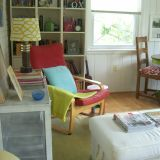 "Margaret's ""Bright Eclectic"" Room — Room for Color Contest"