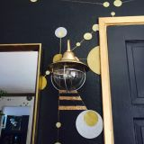 Rachel's Bold & Gold Entryway — Energize Your Entryway Contest