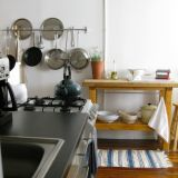 Carrie's Sweet and Natural Kitchen — Small Cool Kitchens 2012