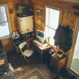 Laura's Summer Camp Cabin — Small Cool