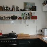 """Lisa's """"Totally Me"""" Kitchen — Small Cool Kitchens 2012"""