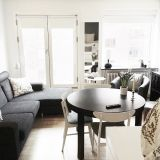 Helene Louise's Compact Danish Digs — Small Cool 2016