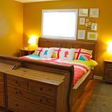 Julie's Cheerful Calm Bedroom — My Bedroom Retreat Contest