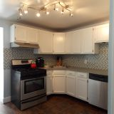 Before & After: Keely's Fresh DIY Kitchen Makeover — The Big Reveal