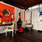 "Paisan's ""East Meets West"" Room — room for color contest"