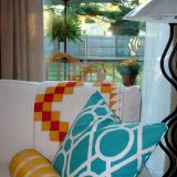 """Lynn's """"Crisp and Cheerful"""" Room — Room for Color Contest"""