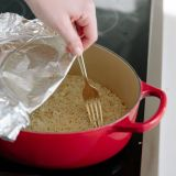 how to make rice in the oven