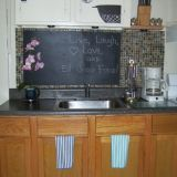 Nakisha's Touch of Whimsy Kitchen —  Small Cool Kitchens 2012