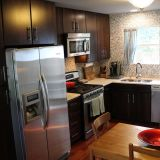 Kate's Cool and Serene Kitchen — Small Cool Kitchens 2012
