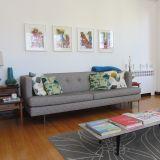 "Grant's ""Vintage Palette"" Room — Room for Color Contest"