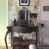 "Quinn's ""Table of Contents"" Entryway — Energize Your Entryway Contest"