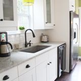 Before & After: Rhoda's IKEA Kitchen With Custom Details — The Big Reveal