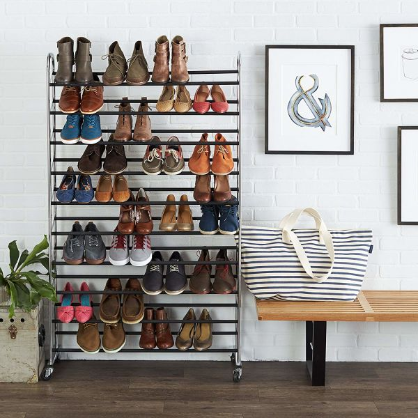 The 10 Best Solutions For Shoe Storage Apartment Therapy