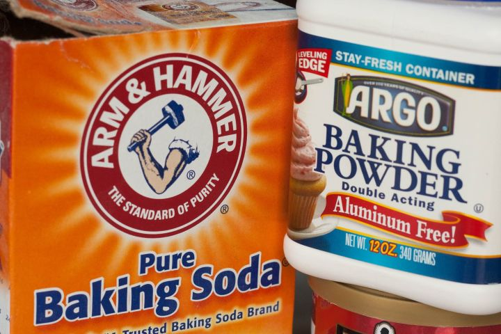 How To Test If Baking Soda Or Baking Powder Is Expired Kitchn