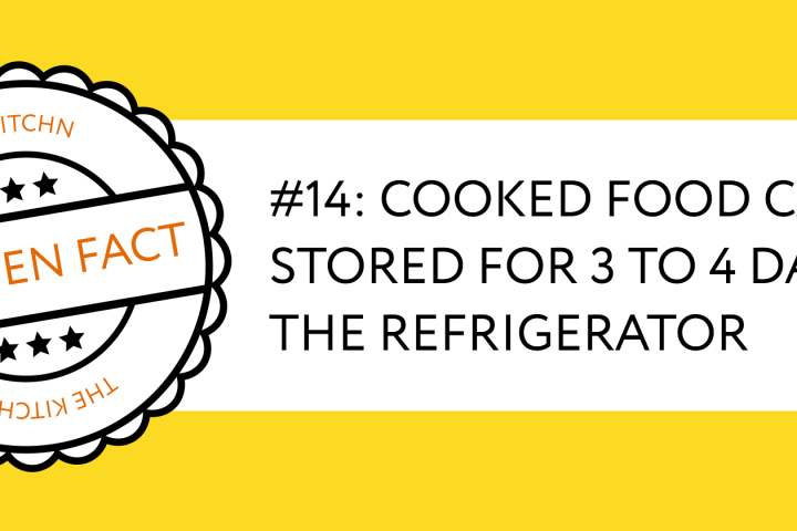 How Long Can You Keep Cooked Foods In The Refrigerator Kitchn