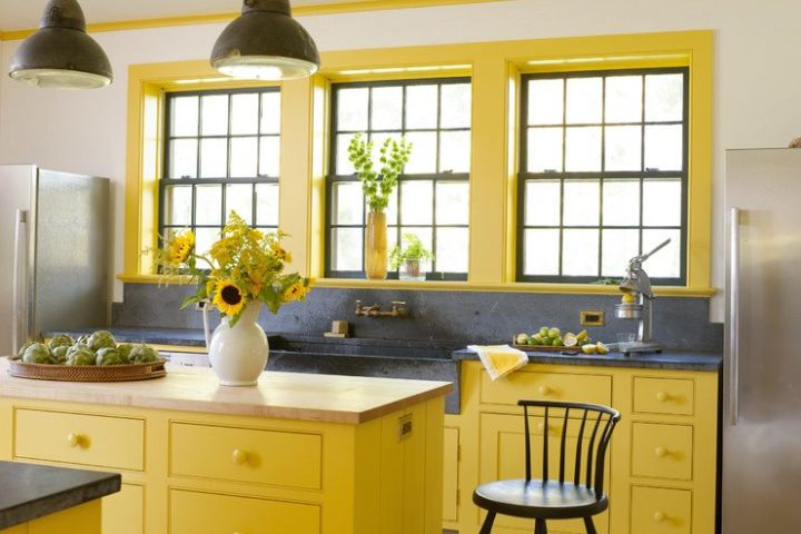10 Bright Cheery Yellow Kitchens Kitchn