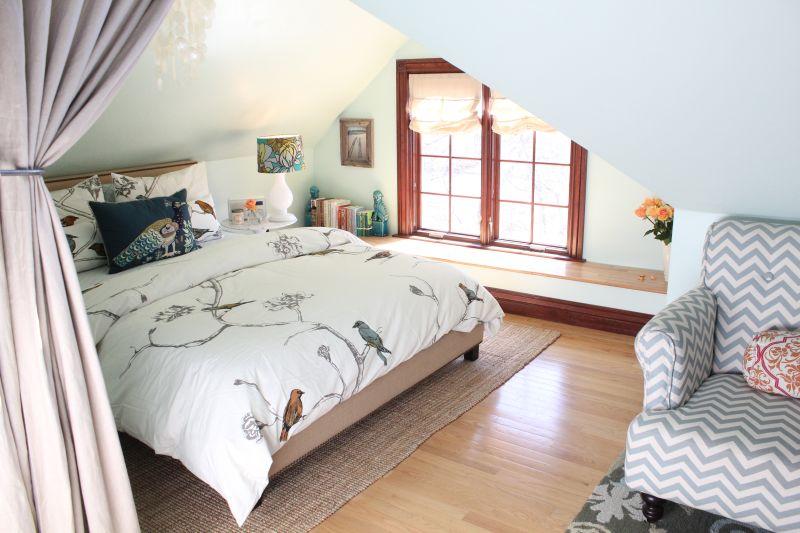 Suzanne's Warm & Cozy Bedroom — My Bedroom Retreat Contest