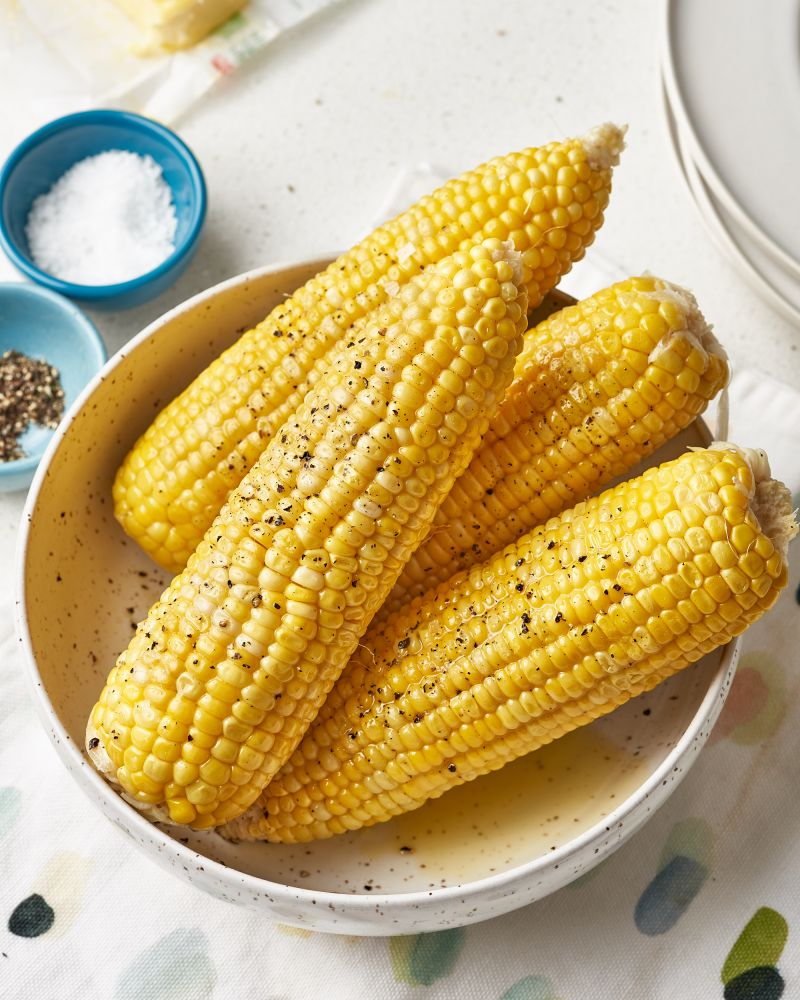 how to cook corn on the cob kitchn