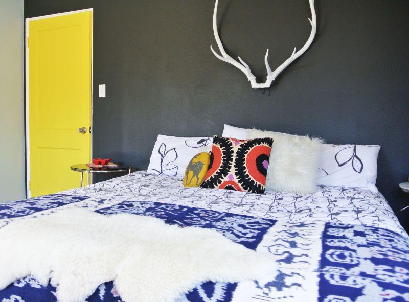 Ali's Nightfall & Nature Bedroom — My Bedroom Retreat Contest