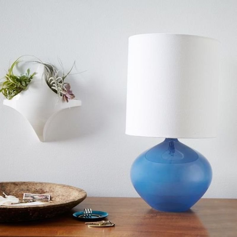 Delicieux Nook Glass Vessel Table Lamp From West Elm