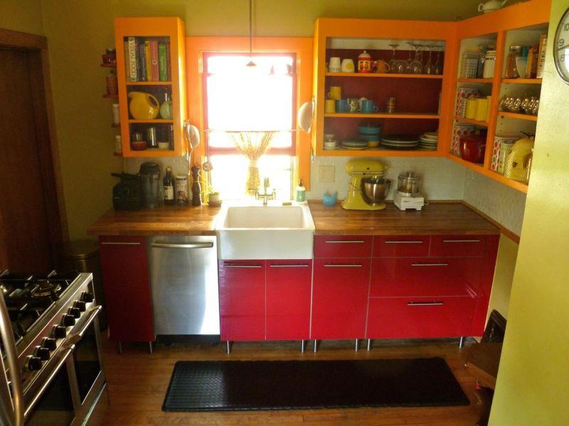 Holly S Bright Inviting Kitchen Kitchn