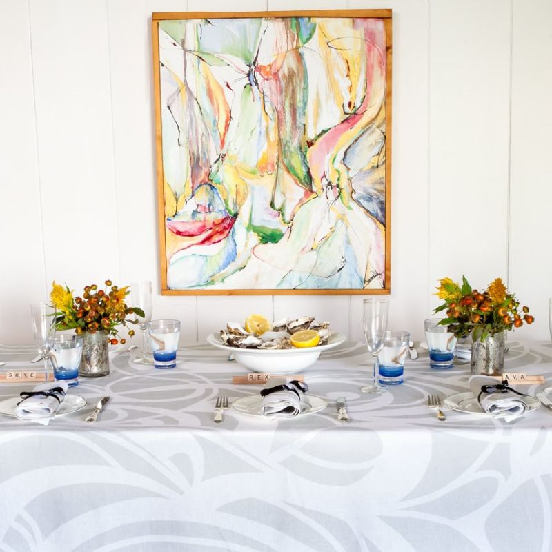 Huddleson Linens: Gorgeous Italian Linen Tablecloths, Runners, Placemats  U0026amp; Napkins | Kitchn